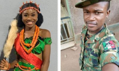 Army begins search for soldier who killed girlfriend