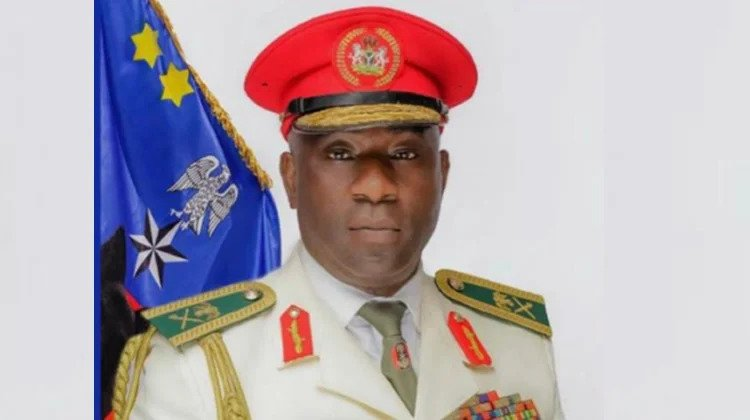 Army buries general slained by bandits