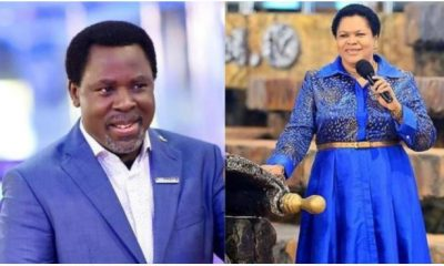 TB Joshua's wife in charge until Holy Spirit reveals new leader – SCOAN