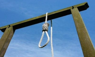 Niger approves death by hanging