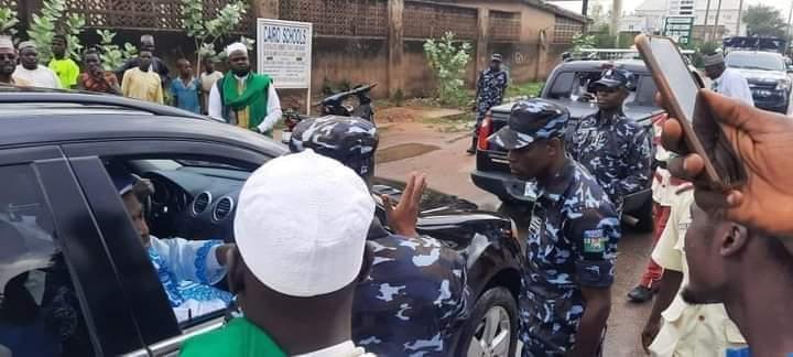 Blasphemy: Police arrest controversial Sheikh Abduljabbar, to spend Sallah in Kano Prison