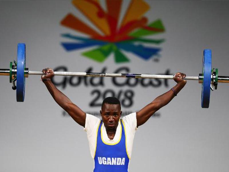 Missing Ugandan weighlifter in Toko