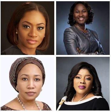 Meet six powerful female CEOs calling shots in Nigerian banks