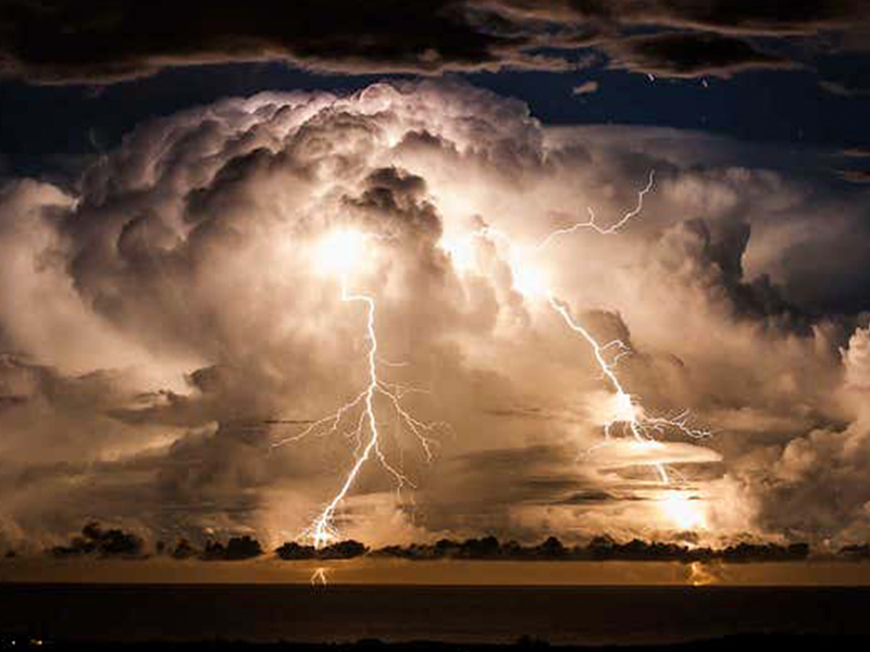 Thunderstorm, cloudiness to hit Nigeria