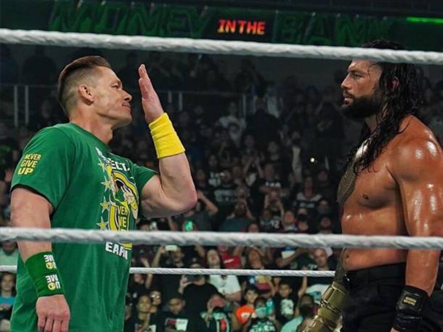 John Cena returns to WWE