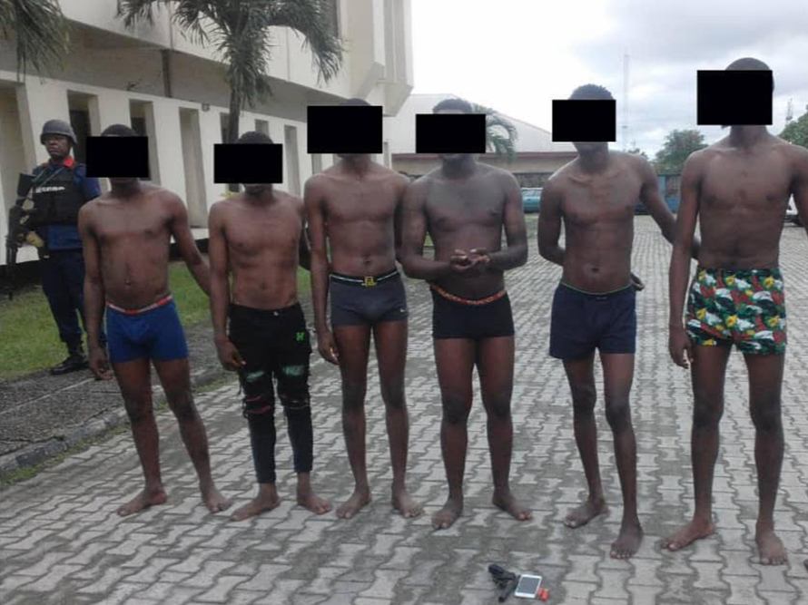 NSCDC arrests suspected cultists in Cross River
