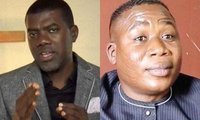 Reno Omokri reacts to Sunday Igboho's arrest, says its unfortunate