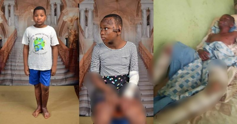 How my children graciously survived Ebonyi fire explosion - Man recounts