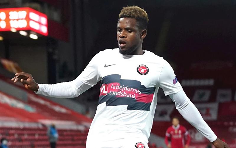 Frank Onyeka joins Brentford
