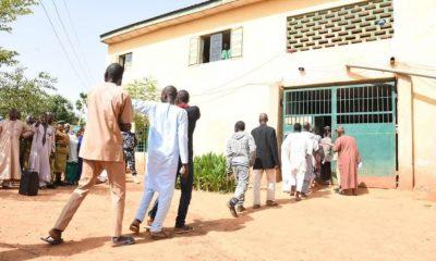 Sallah: Ganduje pardons 136 inmates in Kano