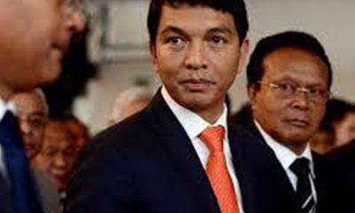 Madagascar president Adry Rajolina escapes assassination attempt