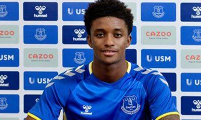 Demarai Gray joins Everton