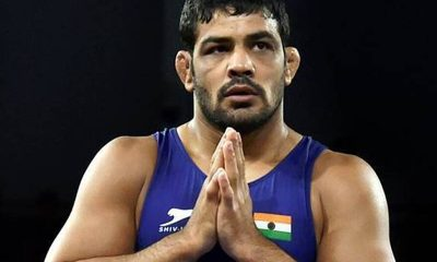 Sushil Kumar to watch Tokyo 2020 from prison