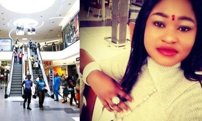 Lady narrates moment she bumped into dead boyfriend at mall