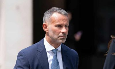 Ryan Giggs allegedly threw ex girlfirend 'naked out of hotel room'