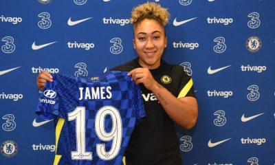 Lauren James joins Chelsea from Man United