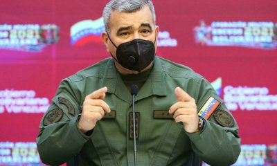 Venezuela accuses US of airspace violation