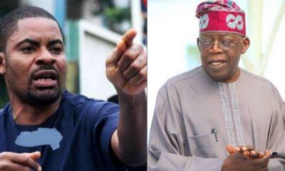 Presidency 2023: Tinubu runs Lagos like pig farm, will be worse tyrant than Buhari - Adeyanju