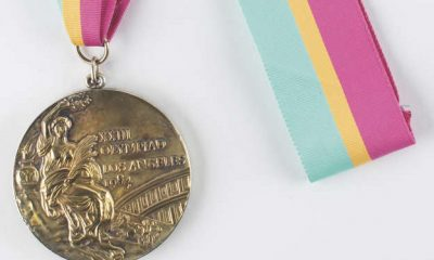 Olympics medal fetches over $180,000