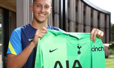 Tottenham sign Pierluigi Gollini from Atalanta
