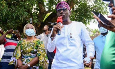 Sanwo-olu speaks on Igboho arrest in Benin