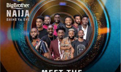PHOTOS: Meet the 11 male housemates in BBNaija Season 6