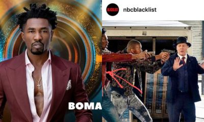 BBNaija's Boma acted popular American series, The Blacklist