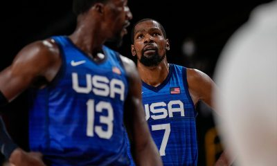 US Dream Team loses Olympics opener to France