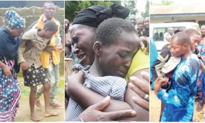 Kaduna: Outrage as bandits collect N50m ransom, hold back 87 Bethel Baptist students