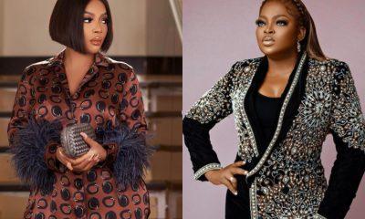 #BBNaija: Funke Akindele, Toke Makinwa disclose favourite housemate