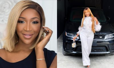 How my siblings gifted me Range Rover SUV on my birthday - Idia Aisien