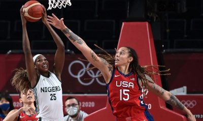 D'Tigress lose to USA in Olympics