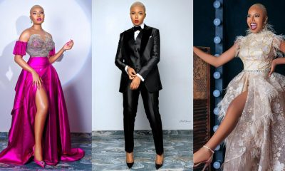 Nancy Isime highlights latest achievement as first female host of theVoice Nigeria