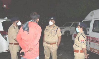 18 dei in India car collision