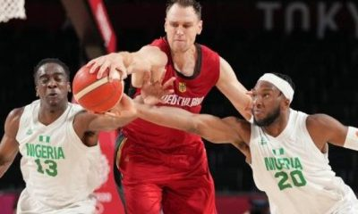 D'Tigers lose to Germany in Olympics