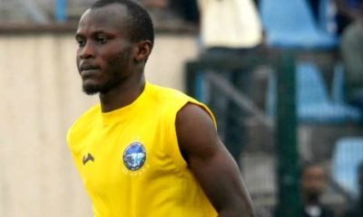 Doping: CAF slams one-year ban on Enyimba FC captain