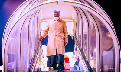 Why Buhari uses UK doctors