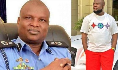 JUST IN: Police IG suspends Abba Kyari, sets up panel to investigate allegation