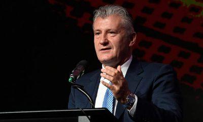 Suker sacked as Croatia federation chief
