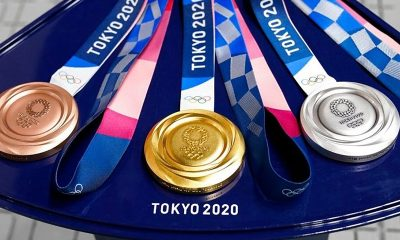 Tokyo 2020 Olympics medals table