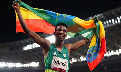 Selemon Barega wins hold in Tokyo Olympics