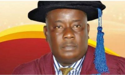 JUST IN: UNIPORT Deputy VC-designate Andrew Efemini dies two days after appointment