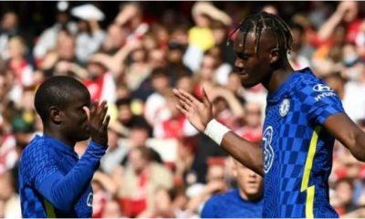 Chelsea 2-1 Arsenal: Bellerín's error gifts Abraham second goalin pre-season friendly
