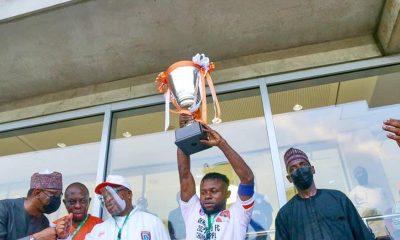 Akwa United win NPFL crown