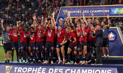 Lille beat PSG