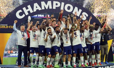 USA beat Mexico to win Gold Cup