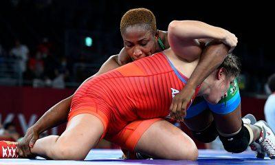Oborududu enters wrestling semifinals at Olympics