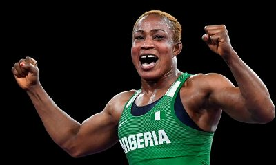 Oborududu wins silver medal