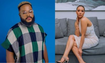 BBNaija: Maria was first lady that caught my attention - White Money