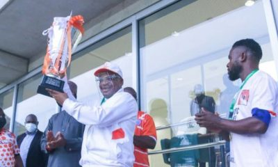 Akwa United to conquer Africa